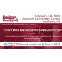 Pacific Design and Manufacturing 2018